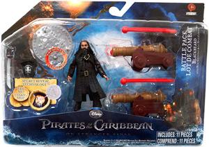POTC - On Stranger Tides - Battle Pack - Dual Blasting Cannons Blackbeard