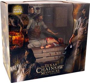TEXAS CHAINSAW MASSACRE BEGINNING BOX SET