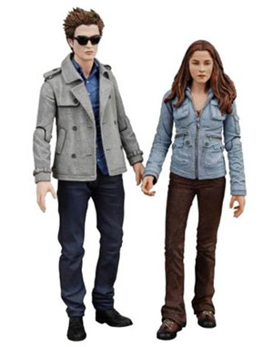 Edward Cullen and Bella Swan 2-Pack