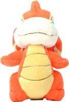 Red Scorchio Plush