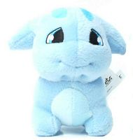 Blue Poogle Plush