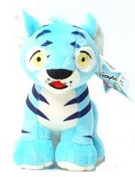 Blue Kougra Plush