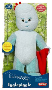 12-Inch Igglepiggle Talking Plush