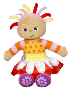 12-Inch Upsy Daisy Talking Plush