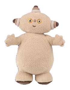 12-Inch Makka Pakka Talking Plush