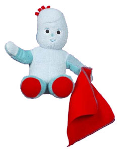 Igglepiggle Mini Plush