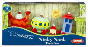 Ninky Nonk Train Set