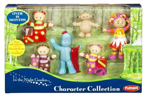 In The Night Garden - Character Collection