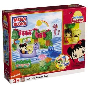 Ni Hao Kai Lan - Mega Bloks Dragon Boat