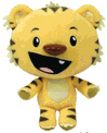 6-Inch Rintoo The Tiger Beanie