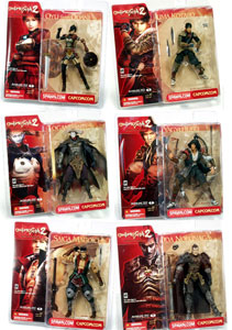 Onimusha 2 Set of 6