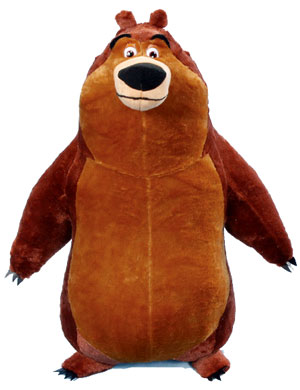 7-Inch Boog Bear Plush