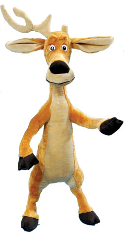 7-Inch Elliot Deer Plush