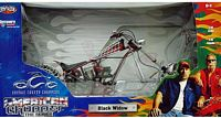 Black Widow Bike 1:10