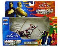 Black Widow Bike 1:18