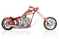 OCC Tool Bike 1:18