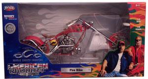 Fire Bike 1:10