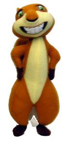 8-Inch Hammy Plush