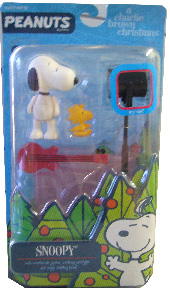 A Charlie Brown Christmas - Snoopy and Woodstock with Light