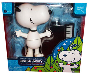 Dancing Snoopy Deluxe