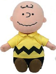 Charlie Brown 6-Inch Beanie  - Charlie Brown