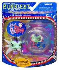Littlest Pet Shop Extreme - Iguana