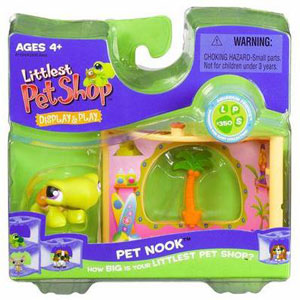 Pet Nook - Turtle with Surf Shop