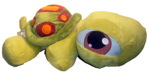 Littlest Pet Shop - 20-Inch Turtle Jumbo Plush