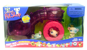 Littlest Pet Shop - Merry Mice Playset