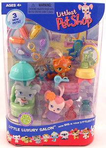 Littlest Pet Shop - Little Luxury Salon