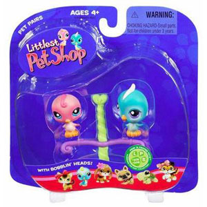 Littlest Pet Shop -  Birds Pair (205-206)