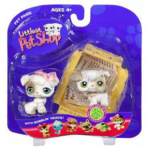 Littlest Pet Shop -  Puppies Pair(203-204)