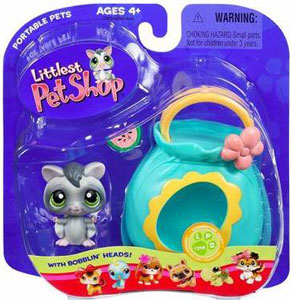 Littlest Pet Shop - Sugar Glider with Purse- 214