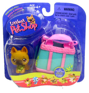 Littlest Pet Shop - German Shepheard