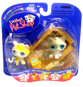 Littlest Pet Shop - Kittens For Sale