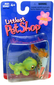 Littlest Pet Shop - Iguana With Sunglasses