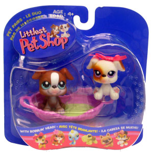Littlest Pet Shop - Boxers Duo