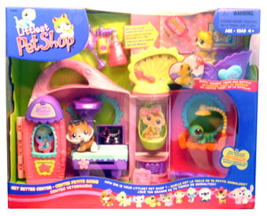Littlest Pet Shop - Get Better Center