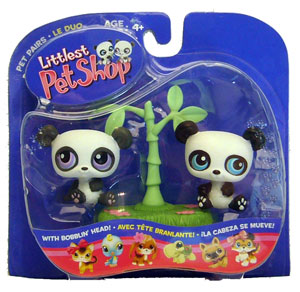 Littlest Pet Shop - Twin Panda