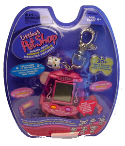 Littlest Pet Shop Digital Pet - Kitten