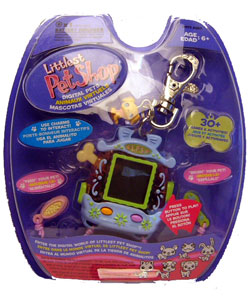 Littlest Pet Shop Digital Pet - Dog