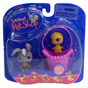 Littlest Pet Shop - Bunny and Chick