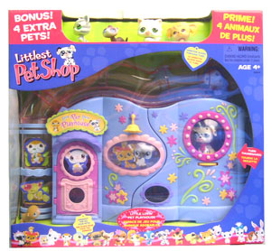 Littlest Pet Shop - Little Lovin Pet Playhouse