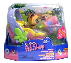 LITTLEST PET SHOP Feed Me Cat