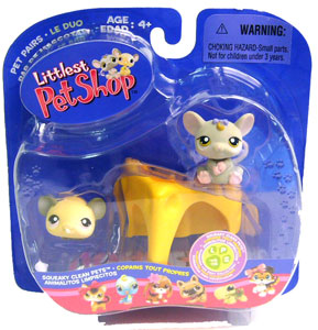 Littlest Pet Shop - Mouse and Rat