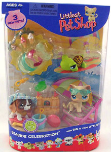 Littlest Pet Shop - Seaside Celebration