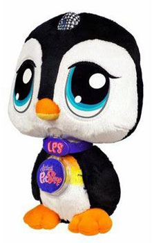 Littlest Pet Shop VIP - Penguin