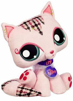 Littlest Pet Shop VIP - Cat