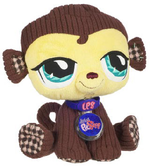 Littlest Pet Shop VIP - Monkey