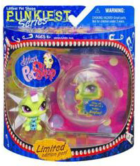 Littlest Pet Shop Extreme - Caterpillar